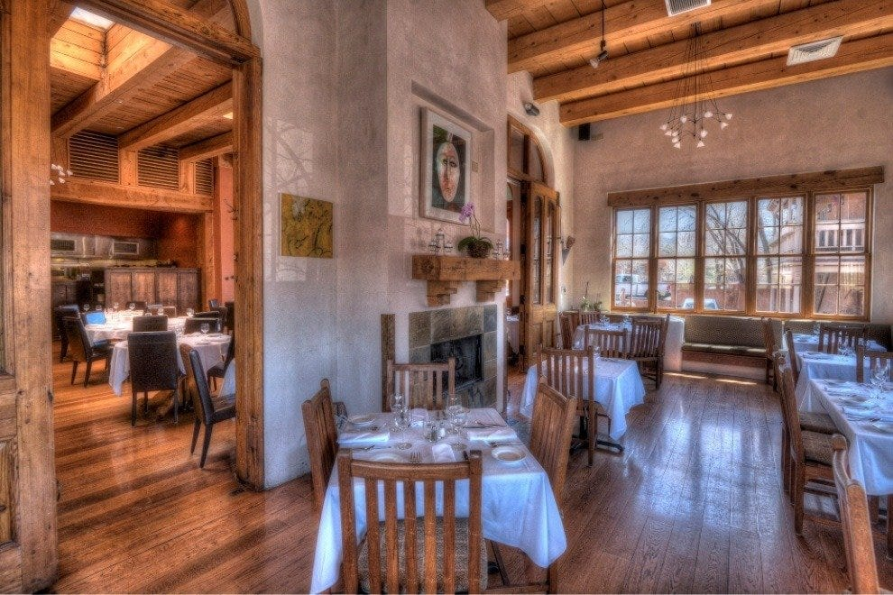 Vanessie Santa Fe Restaurant Lounge Santa Fe Restaurants Review