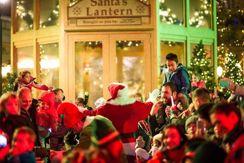 Christmas Activities In Utah.Things To Do In December Attractions In Salt Lake City