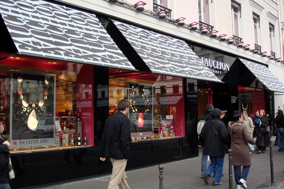 fauchon paris shopping review 10best experts and. Black Bedroom Furniture Sets. Home Design Ideas