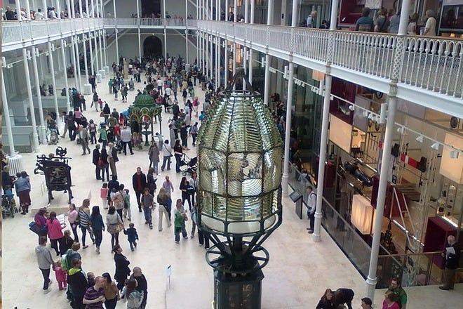 Museums in Edinburgh