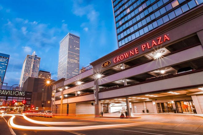 Crowne Plaza Downtown Denver