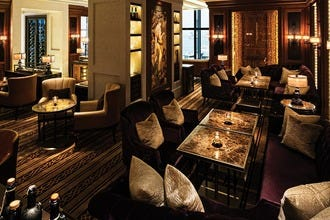 'Vive la Difference': Hong Kong Hails French-Inspired Caprice Bar