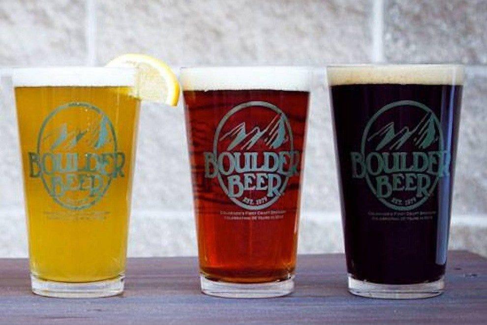 博尔德啤酒公司