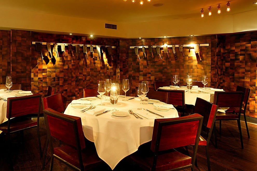 Quality meats new york restaurants review 10best for Best private dining rooms midtown