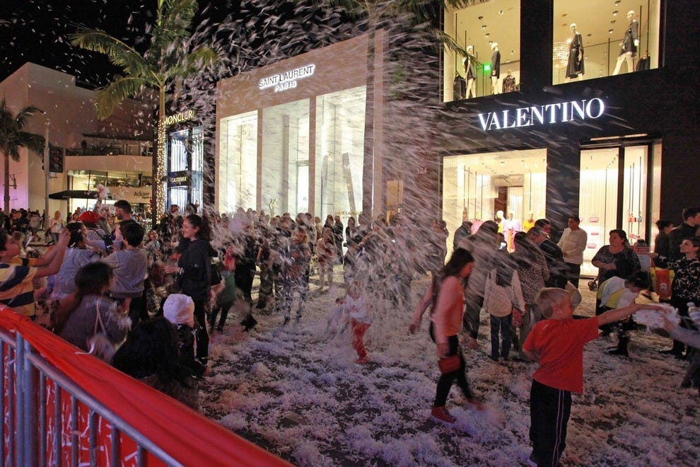 Rodeo Drive Los Angeles Shopping Review 10best Experts