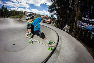 Woodward Tahoe: Indoor and Outdoor Action Camp for Kids, Adults