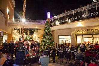 Best Christmas Shopping in San Diego, 2015