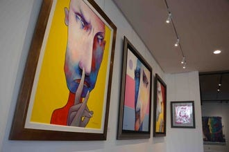 An Art Lover's Dream: Marina del Rey Welcomes Qart.com Gallery
