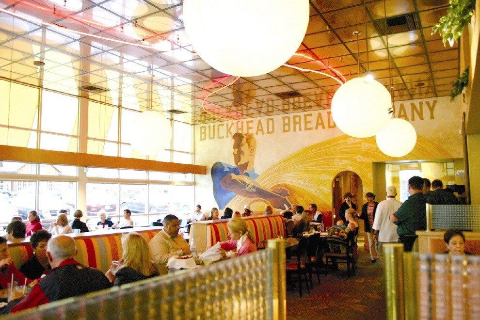 The Corner Cafe Buckhead