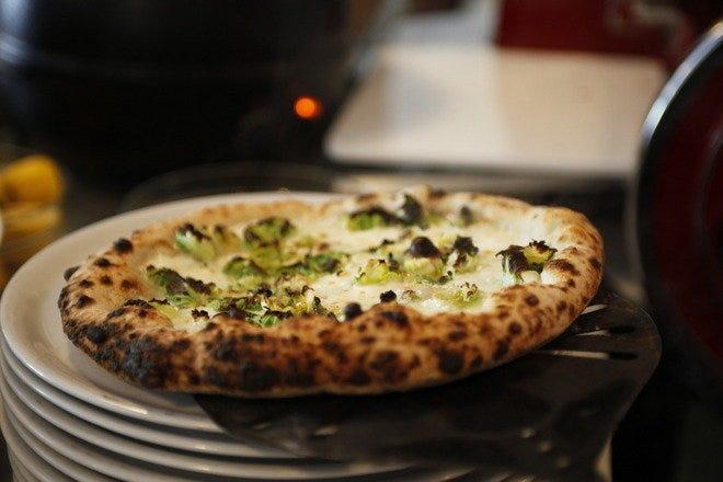 纽约的披萨