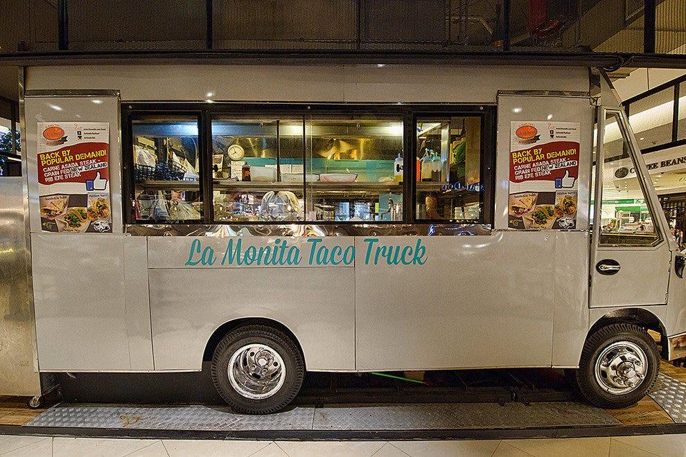 La Monita Taco Truck