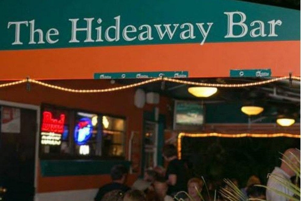 The Hideaway Bar
