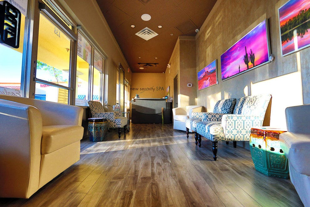 New Serenity Spa - Facial and Massage in Scottsdale