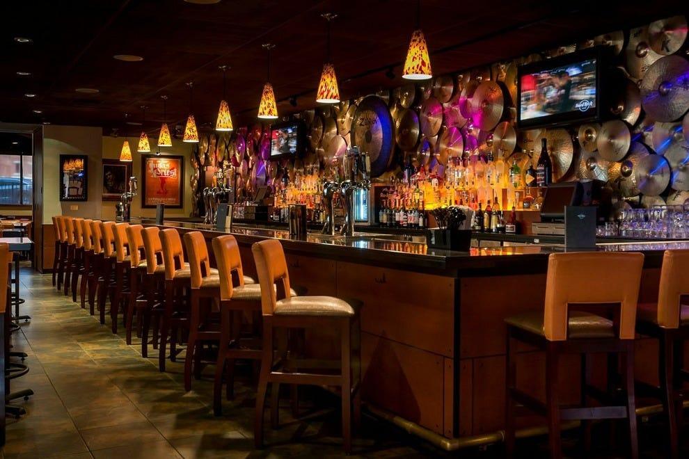 Hard Rock Cafe Dallas Old Location