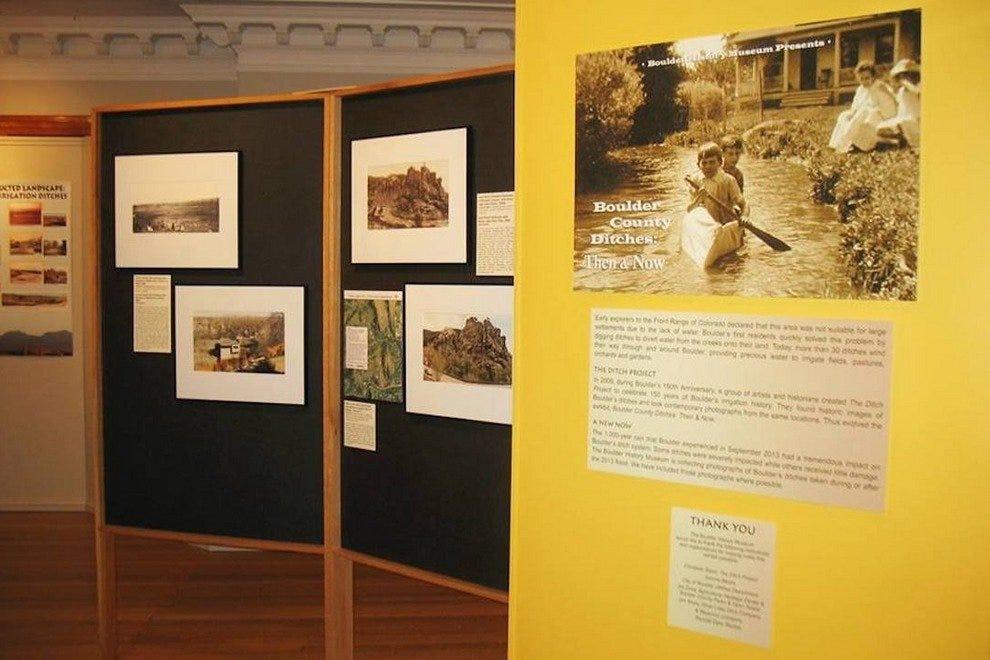 博尔德历史博物馆