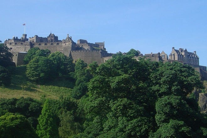 Historic Sites in Edinburgh