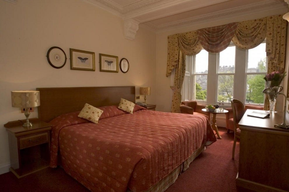 Old Waverley Hotel Edinburgh Hotels Review 10best Experts And