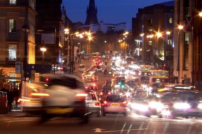 Downtown Hotels in Edinburgh