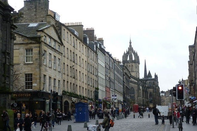 Tours and Excursions in Edinburgh