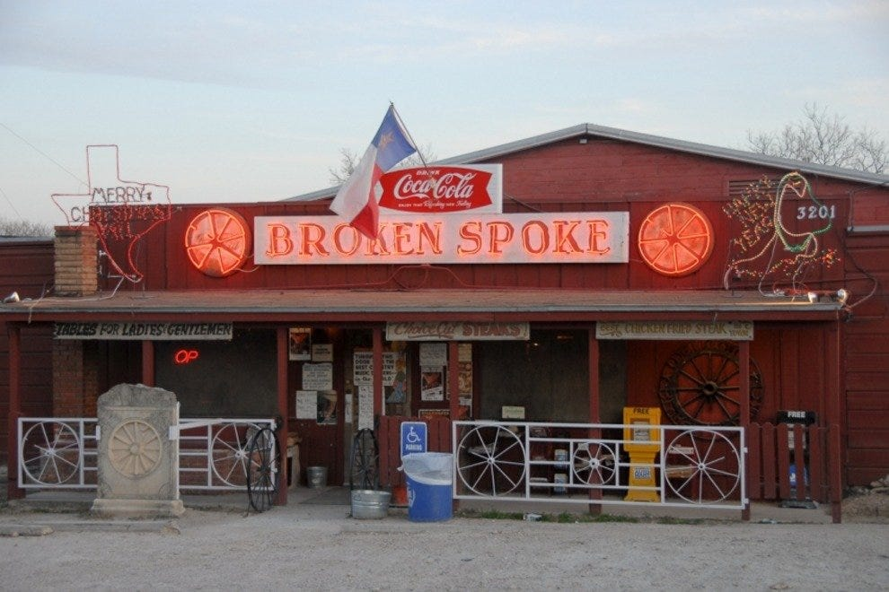 Broken Spoke Austin Nightlife Review 10best Experts And Tourist Reviews