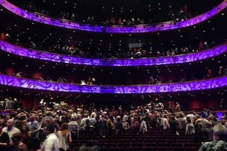 Tobin Center for the Performing Arts Opens in San Antonio