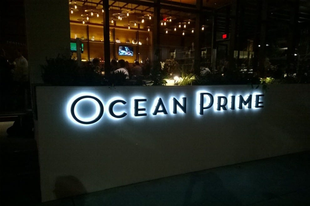 Ocean Prime, a prime new destination in Beverly Hills