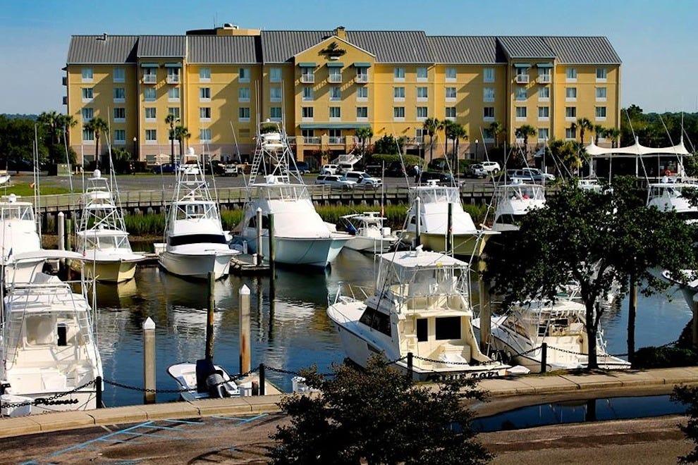 Charleston: Budget Hotels in Charleston, SC: Cheap Hotel