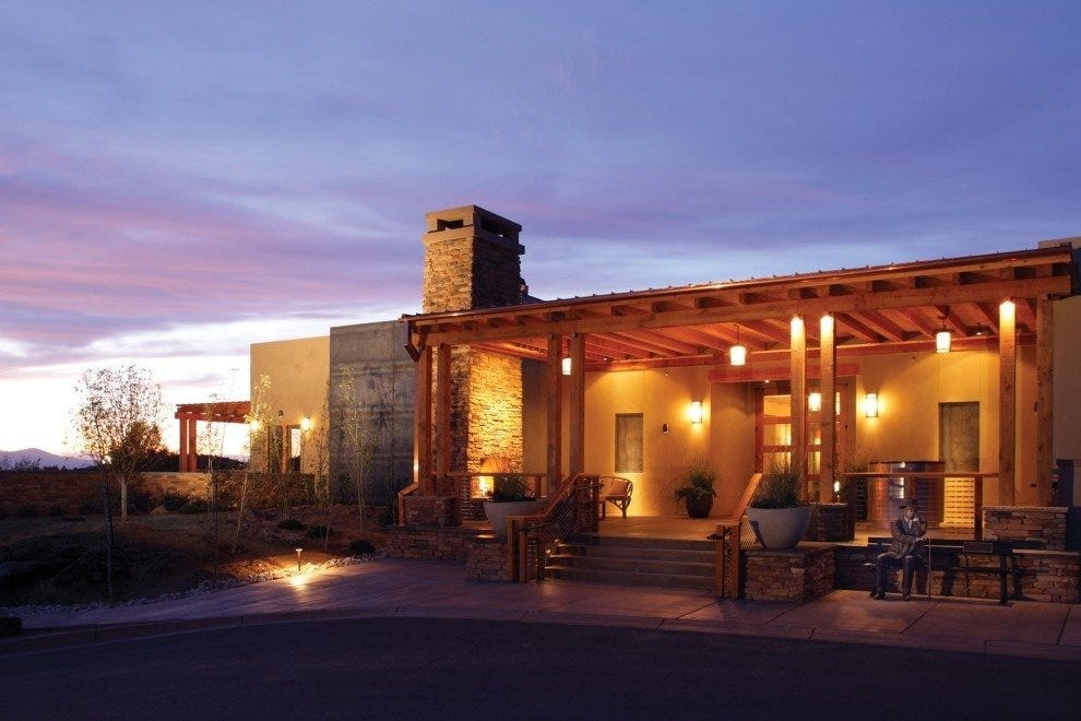 Terra Bar, Four Seasons Resort Rancho Encantado Santa Fe