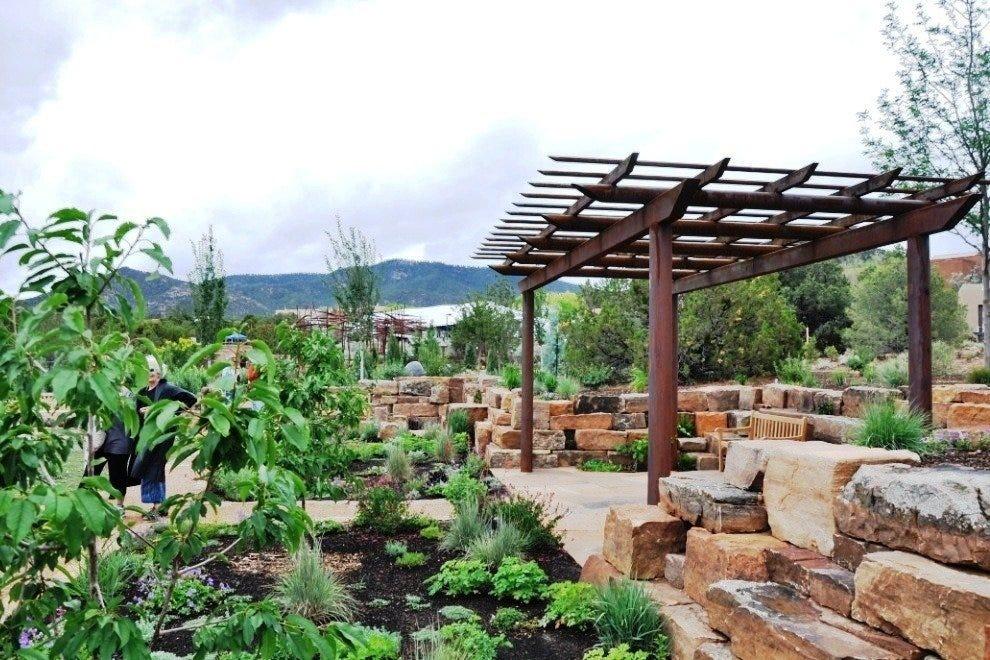 Ordinaire Santa Fe Botanical Garden