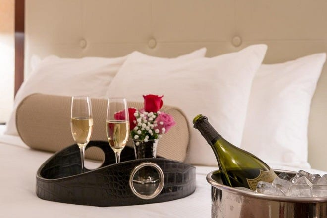Romantic Hotels in Philadelphia