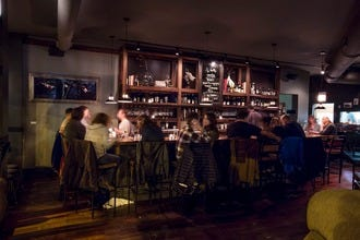 Webster's Wine Bar in Logan Square Offers More than Wine