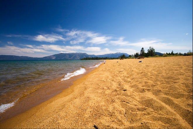 Beaches in Tahoe