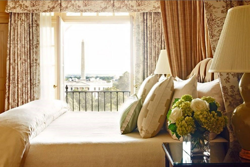 The Hay Adams Hotel Washington D.C.