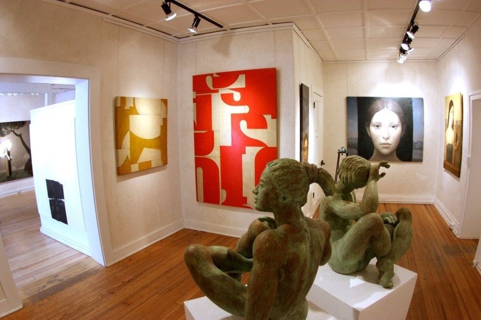 N 220 Art Gallery Santa Fe Shopping Review 10best Experts