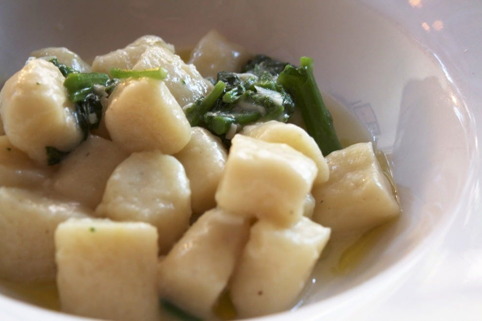 There are no words for the gnocchi