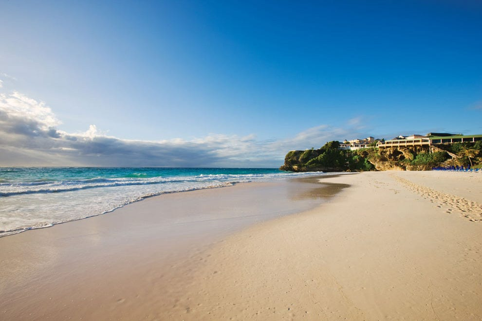 Best Caribbean Beaches: Best Caribbean Beaches: 2015 10Best Readers' Choice Travel