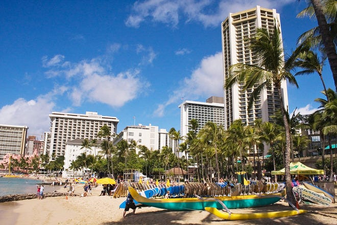 Budget Hotels in Honolulu