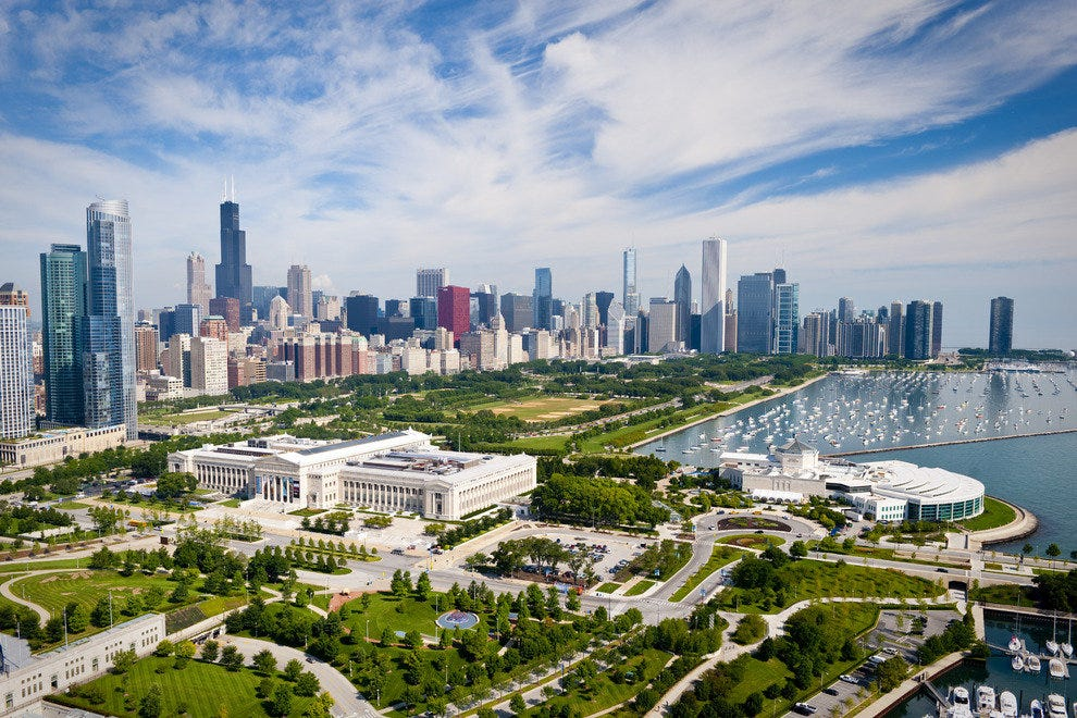 Chicago is filled with world-class museums, many of which are located along the lakefront