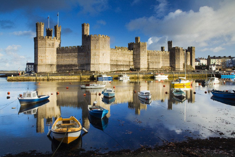 Wales: Castles and Cheer