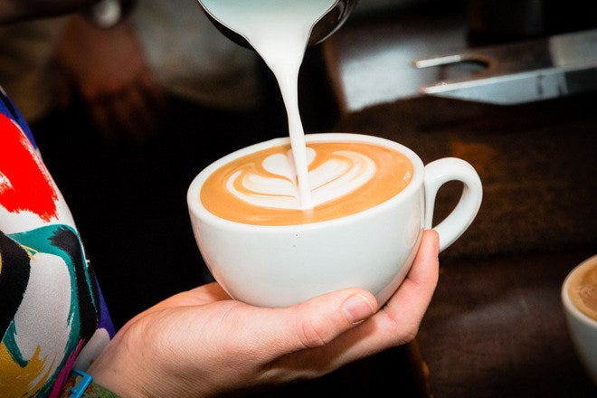 Desserts & Coffee in Dublin