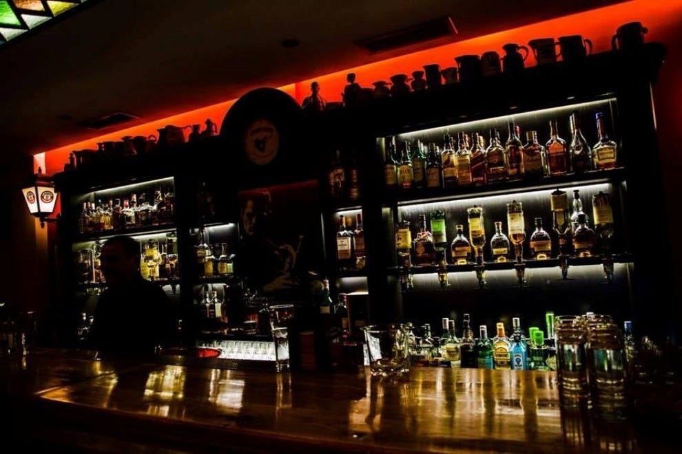 Low Profile Coffee & Whiskey: Athens Nightlife Review ...