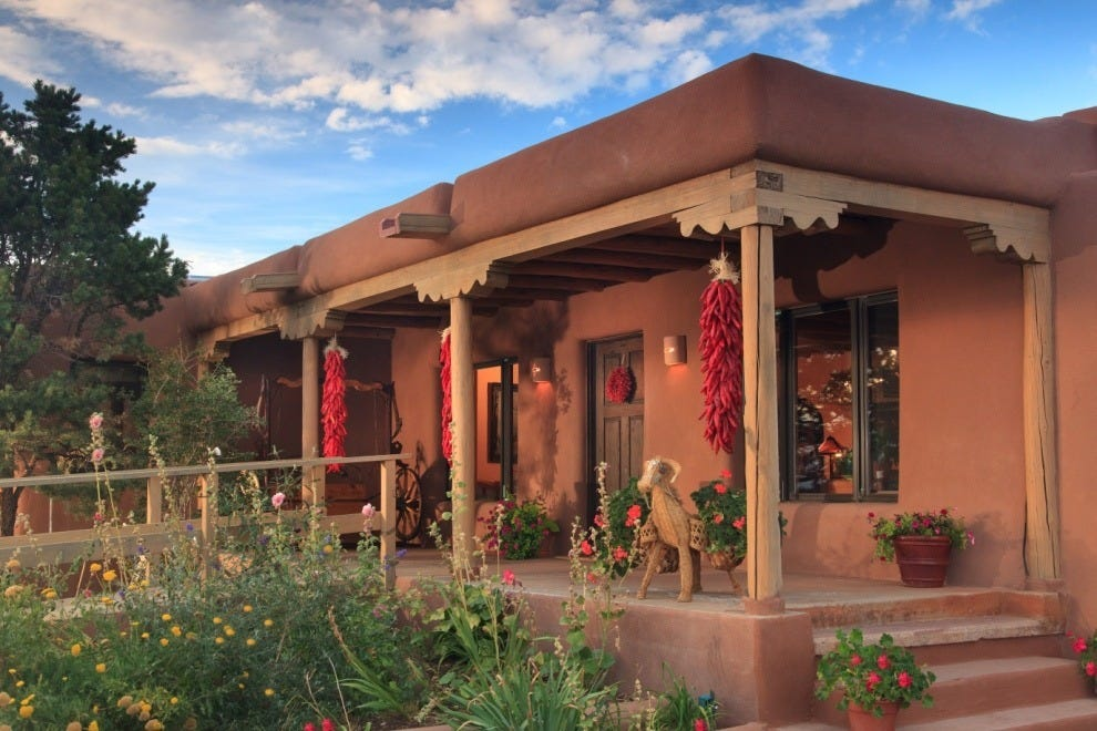 Adobe Hacienda Bed Breakfast