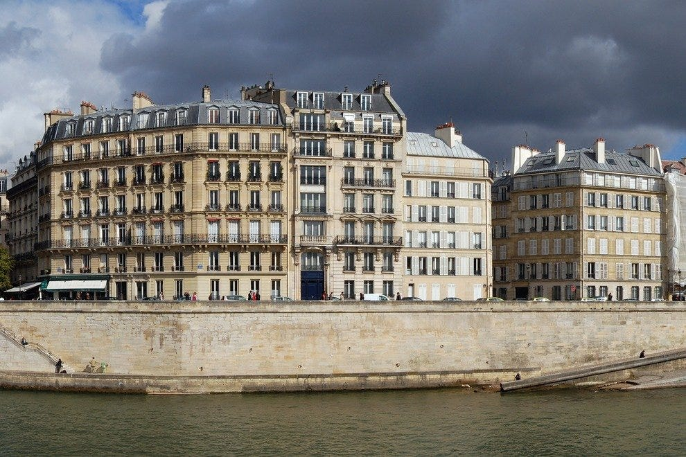 Île Saint-Louis