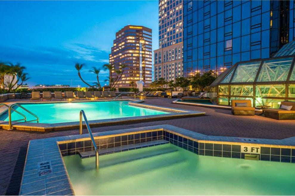 Best Hotels In Tampa Area