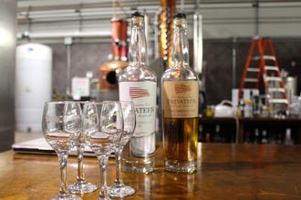 Tour and Taste at Two Boston Area Distilleries