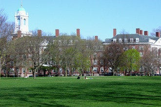 The Historical, Hysterical Tour of Harvard