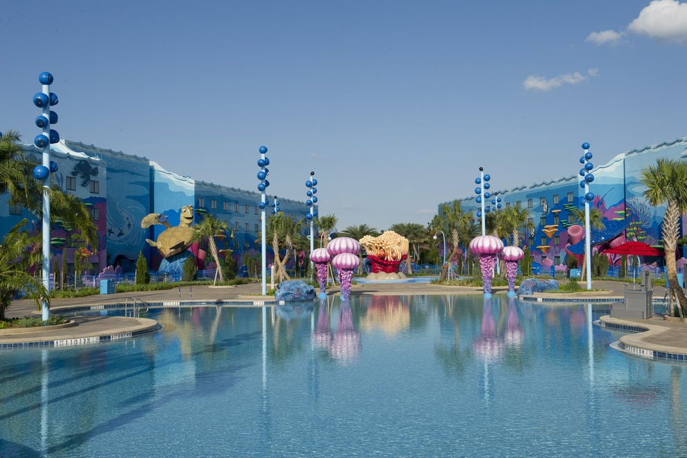 Image result for disney's art of animation resort