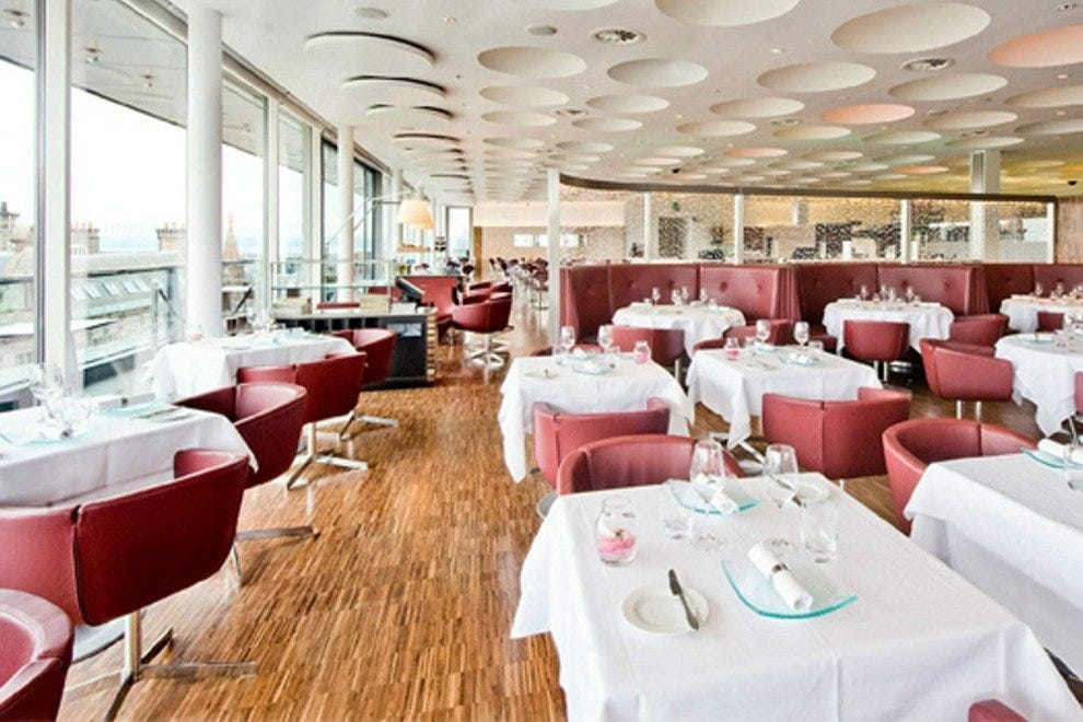 Forth Floor Restaurant