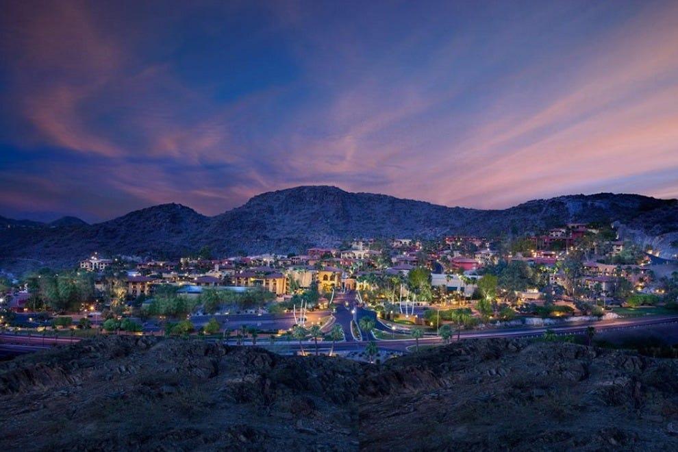 Pointe Hilton Tapatio Cliffs Resort Phoenix Hotels Review