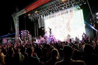 National, Local Acts Featured at Tampa's Annual Gasparilla Music Festival
